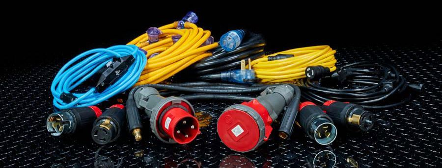 Picture for category Twistlock Extension Cords