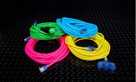 Picture for category Heavy Duty Extension Cords