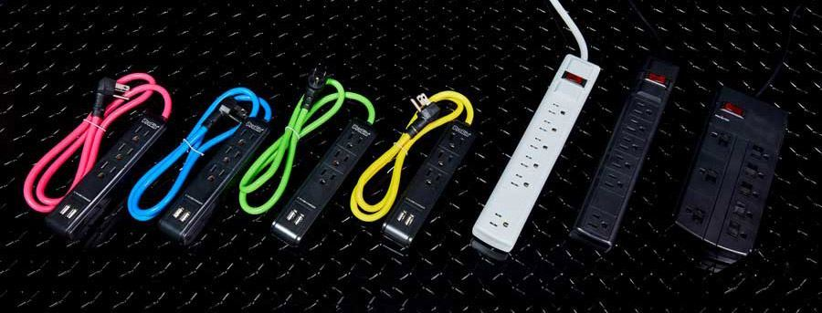 Picture for category Surge and Power Strips